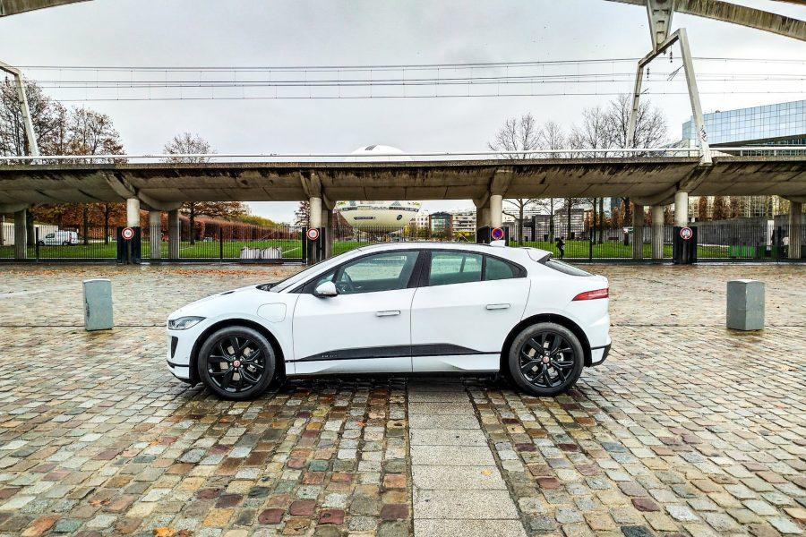 Essai Jaguar I-Pace 2020