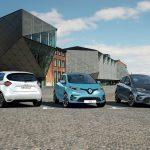 Renault ZOE 2020 3 vues