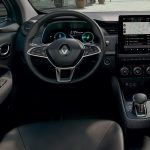 Renault ZOE 2020 au volant