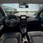 Renault ZOE 2020 planche de bord