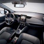 Renault ZOE 2020 places avant