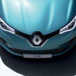 Renault ZOE 2020 calandre