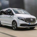 Mercedes EQV 2020 avant