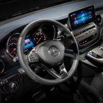 Mercedes EQV 2020 tableau de bord