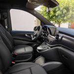 Mercedes EQV 2020 places avant