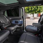 Mercedes EQV 2020 habitacle