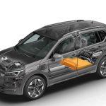 Seat Tarraco PHEV 2020 batterie
