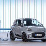 Comment recharger voiture électrique Smart ForTwo 2020