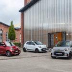 Smart ForTwo 2020 Smart ForTwo Cab 2020 et ForFour 2020 100 % électrique