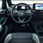 au volant Volkswagen ID.3