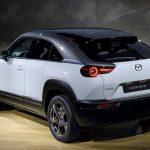 Mazda MX-30 vue arrière