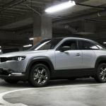 Mazda MX-30 SUV urbain électrique