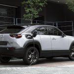 Mazda MX-30 en charge