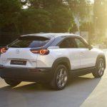 Mazda MX-30 voiture électrique