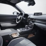 Mazda MX-30 console centrale