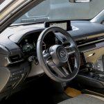 Mazda MX-30 sièges avant