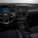 Volvo XC40 Recharge 2020 au volant