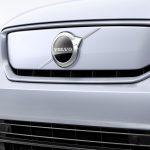Volvo XC40 Recharge 2020 calandre