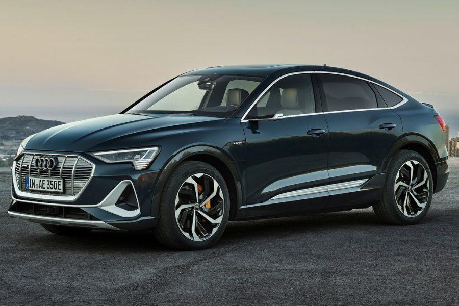 Audi e-tron Sportback 2021 100% électrique