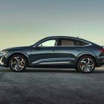 Audi e-tron Sportback 2021 profile