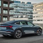 Audi e-tron Sportback 2021 volume coffre