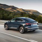 Audi e-tron Sportback 2021 testdrive