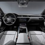 Audi e-tron Sportback 2021 habitacle