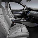 Audi e-tron Sportback 2021 places avant
