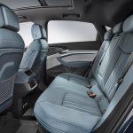 Audi e-tron Sportback 2021 place arrière