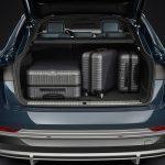 Audi e-tron Sportback 2021 taille coffre