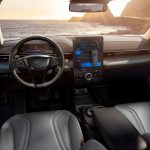 Ford Mustang Mach-E au volant