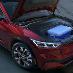 Ford Mustang Mach-E coffre avant
