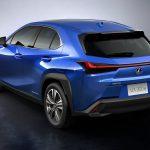 Lexus UX 300e SUV électrique