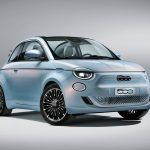 Fiat 500e 2021 EV