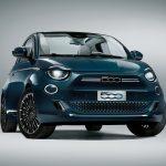 Fiat 500e 2021 voiture 100% électrique