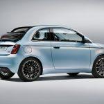 Fiat 500e 2021 La Prima Cabriolet