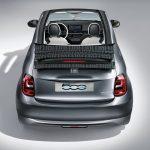 Fiat 500e 2021 capote monograme