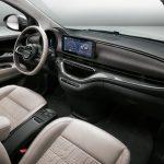 Fiat 500e 2021 habitacle