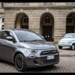 Fiat 500e 2021 électrique