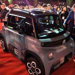 Citroën Ami U Arena présentation officielle face
