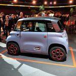 Citroën Ami U Arena présentation officielle profil
