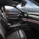 Skoda Octavia RS iV 2020 intérieur