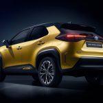 Toyota Yaris Cross 2021 vue arrière