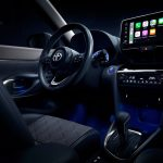Toyota Yaris Cross 2021 console centrale