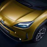 Toyota Yaris Cross 2021 calandre