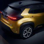 Toyota Yaris Cross 2021 feux arrière