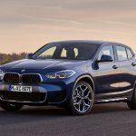 BMW X2 xDrive 25e 2021 face avant