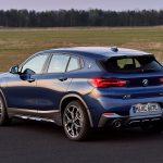 BMW X2 xDrive 25e 2021 coffre