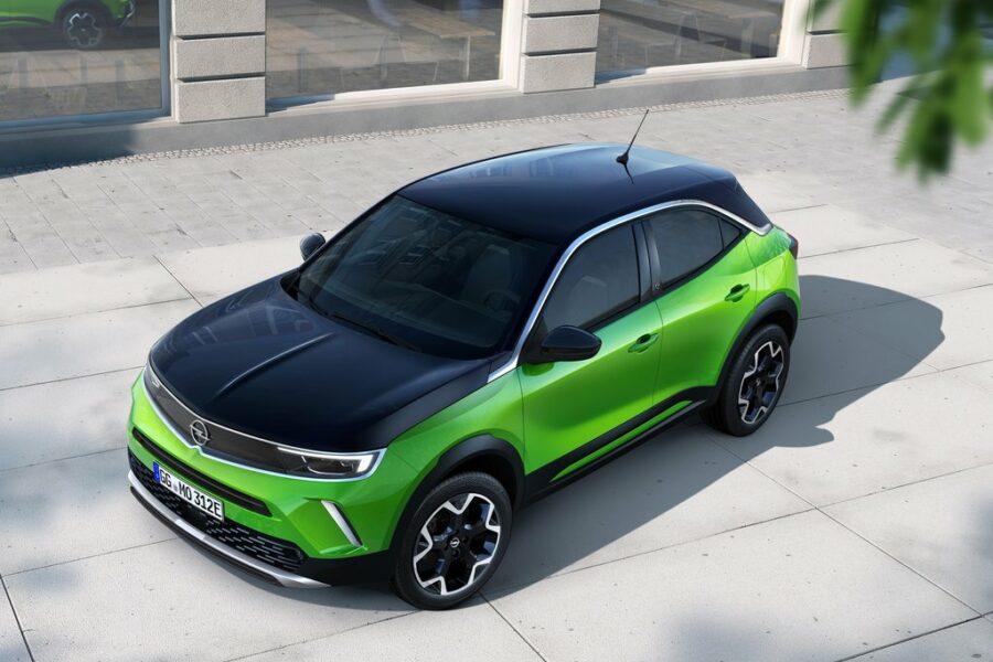 Opel e-Mokka 100% électrique