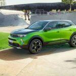 Opel e-Mokka nouvelle calandre